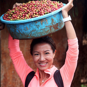 Charlene Hua (Africa Coffee and Tea)