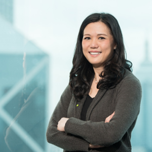 Cecilia So (HR Regional Director of Deloitte AP ICE Limited)