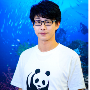 Patrick Yeung (Project Manager of Oceans Conservation, WWF-Hong Kong)