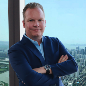 Rob van Eck (Managing Director of Smart Brand International)