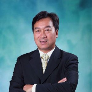 Steve Wong (Executive President at China Scrap Plastics Association)